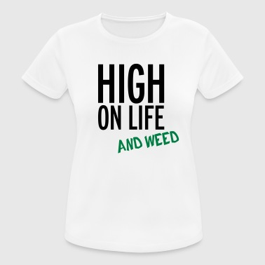 High - Andningsaktiv T-shirt dam