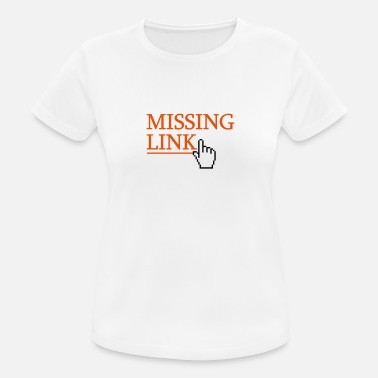 Nöje Missing Link - Sport T-shirt dam