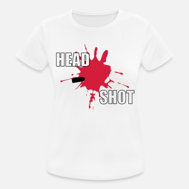 Head Shot Head Shot - Women's Sport T-Shirt