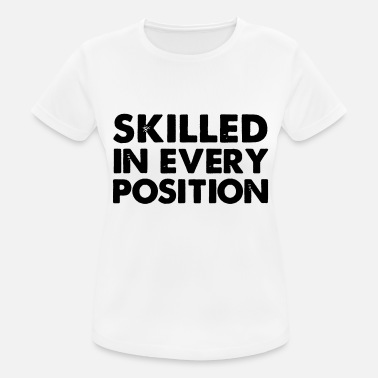 Holiday Skilled - Women's Sport T-Shirt