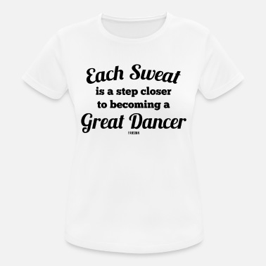 Motion Dancing sports music party gift loud - Women's Sport T-Shirt