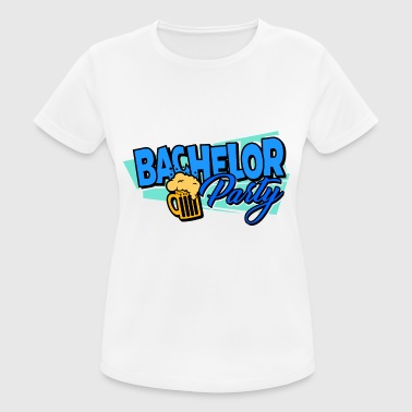 Bachelor Party Bachelor Party - Women's Breathable T-Shirt