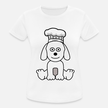 Ordina Online Magliette Con Tema Disegno Cuoco Spreadshirt