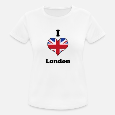 I Love London I love London - Sport T-shirt dam