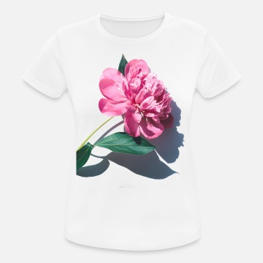 big pink flower - Women's Sport T-Shirt