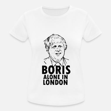 Regeringschef Boris Johnson Brexit London valg af politik - Sports T-shirt dame