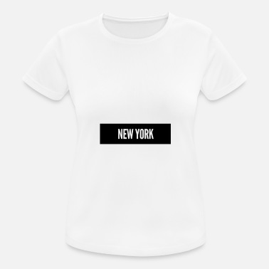 New York City NYC New York City USA Big Apple Geschenk - Frauen Sport T-Shirt