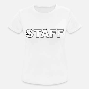 Bar Staff Staff - Women's Breathable T-Shirt