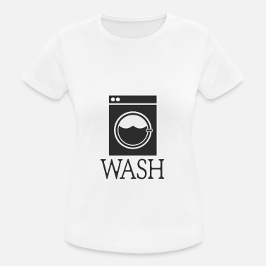 Washing Machine wash washing machine gift washing machine - Women's Sport T-Shirt