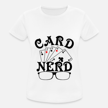Solitaire Kortnerd - Sports T-shirt dame