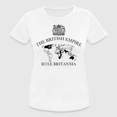 RULE BRITANNIA - Women's Breathable T-Shirt