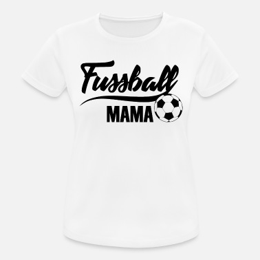 Soccer Mom Soccer Mom 1- Soccer Mom - Camiseta mujer transpirable