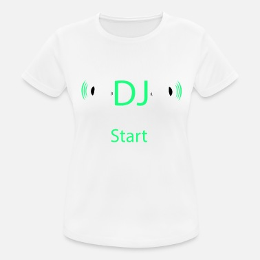Neon Party DJ Neon Party - Camiseta mujer transpirable
