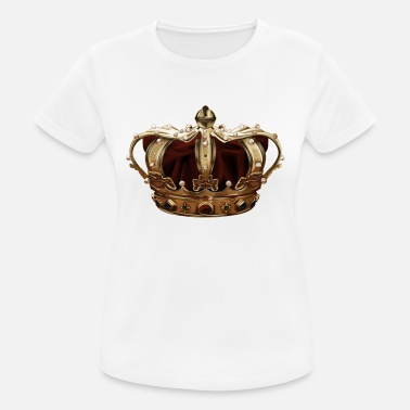 Crown Crown - Women's Breathable T-Shirt
