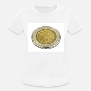 Cent Euro cent coin - Women's Sport T-Shirt