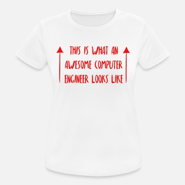 Computer Programming Computer Programming - Women's Breathable T-Shirt