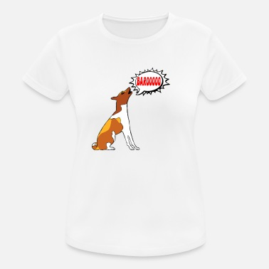 Basenji Basenji - Women's Breathable T-Shirt