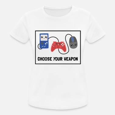 Spreadgaming #spreadgaming Choose - Women's Sport T-Shirt