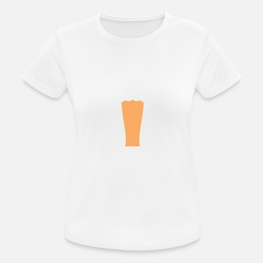 Brain Off Turn off the brain drink beer - Women's Breathable T-Shirt