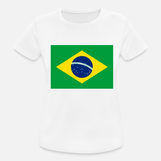 Brasil Crest T Skjorte