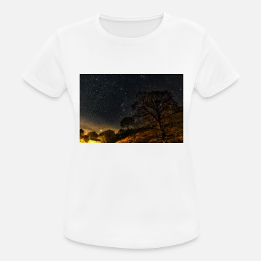 Shropshire Night with the Star's - Women's Sport T-Shirt