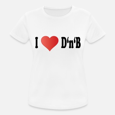 Drum And Bass drum and bass - Women's Sport T-Shirt