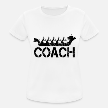 Dragon Boat Dragon boat trainer - Women's Sport T-Shirt