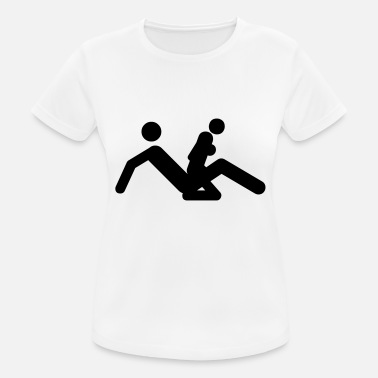 Sex Positive Sex positions - Women's Breathable T-Shirt