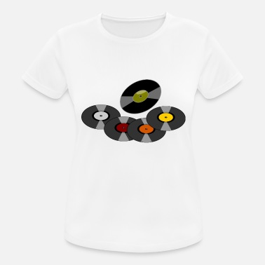 Records records - Women's Sport T-Shirt