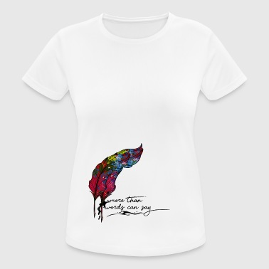 Philosopher Philosophical dream pen - Women's Breathable T-Shirt