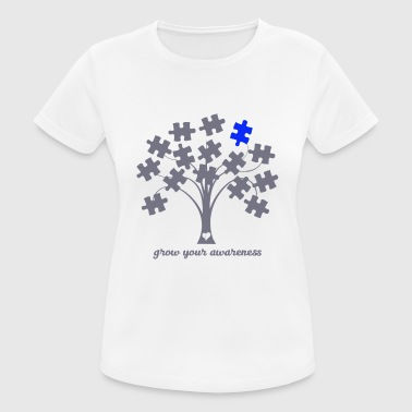Consciousness Strengthen your consciousness - Women's Breathable T-Shirt