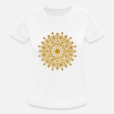 Mandala Mandala - The Crown - Women's Sport T-Shirt