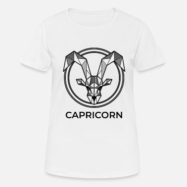 T-shirt signe astrologique Steinbock Ne sous-Estimez jamais une femme née en décembre