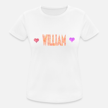 Williams William - Women's Sport T-Shirt