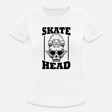 Langbord Skatthoved - Sports T-shirt dame