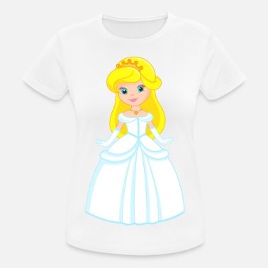 Wedding Dress princess - Women's Sport T-Shirt