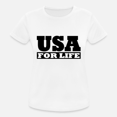 United States - Women's Sport T-Shirt