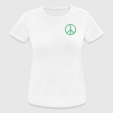 Green peace - Women's Breathable T-Shirt