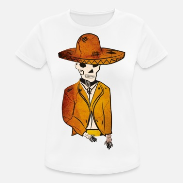Mariachi Dead mariachi - Women's Breathable T-Shirt