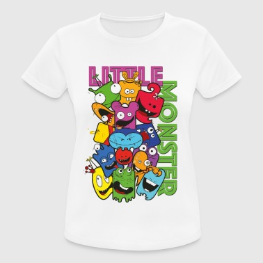 Little Monster little monster - little monsters - Women's Breathable T-Shirt