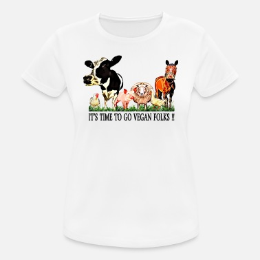 Loving Animals 5 - Women's Breathable T-Shirt