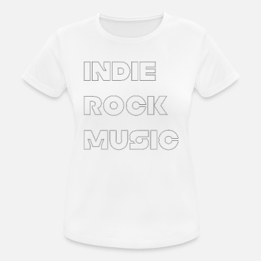 Alternative INDIE ROCK MUSIC - Frauen Sport T-Shirt