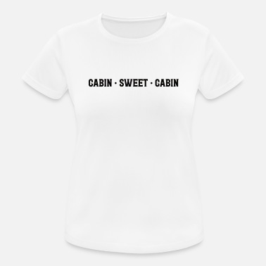 Cabines Cabine cabine douce - T-shirt sport Femme