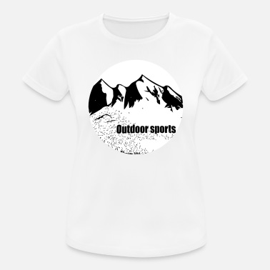 Sports Outdoor mountain sports - Women's Sport T-Shirt