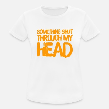 Orange brainstorm - Women's Sport T-Shirt
