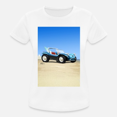 Buggy Sand Buggy - T-shirt respirant Femme