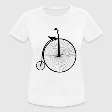 Penny penny-farthing - Women's Breathable T-Shirt