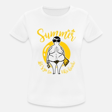 Summer Summer - Women's Sport T-Shirt
