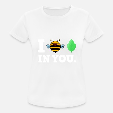 Bee Saying Funny Funny Sayings Bee - Women's Breathable T-Shirt