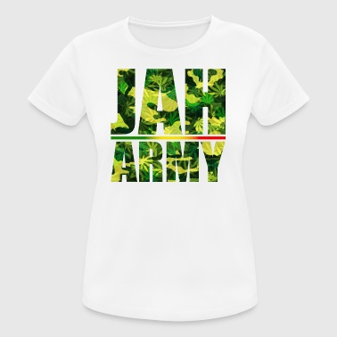 Jah Army - Women's Breathable T-Shirt